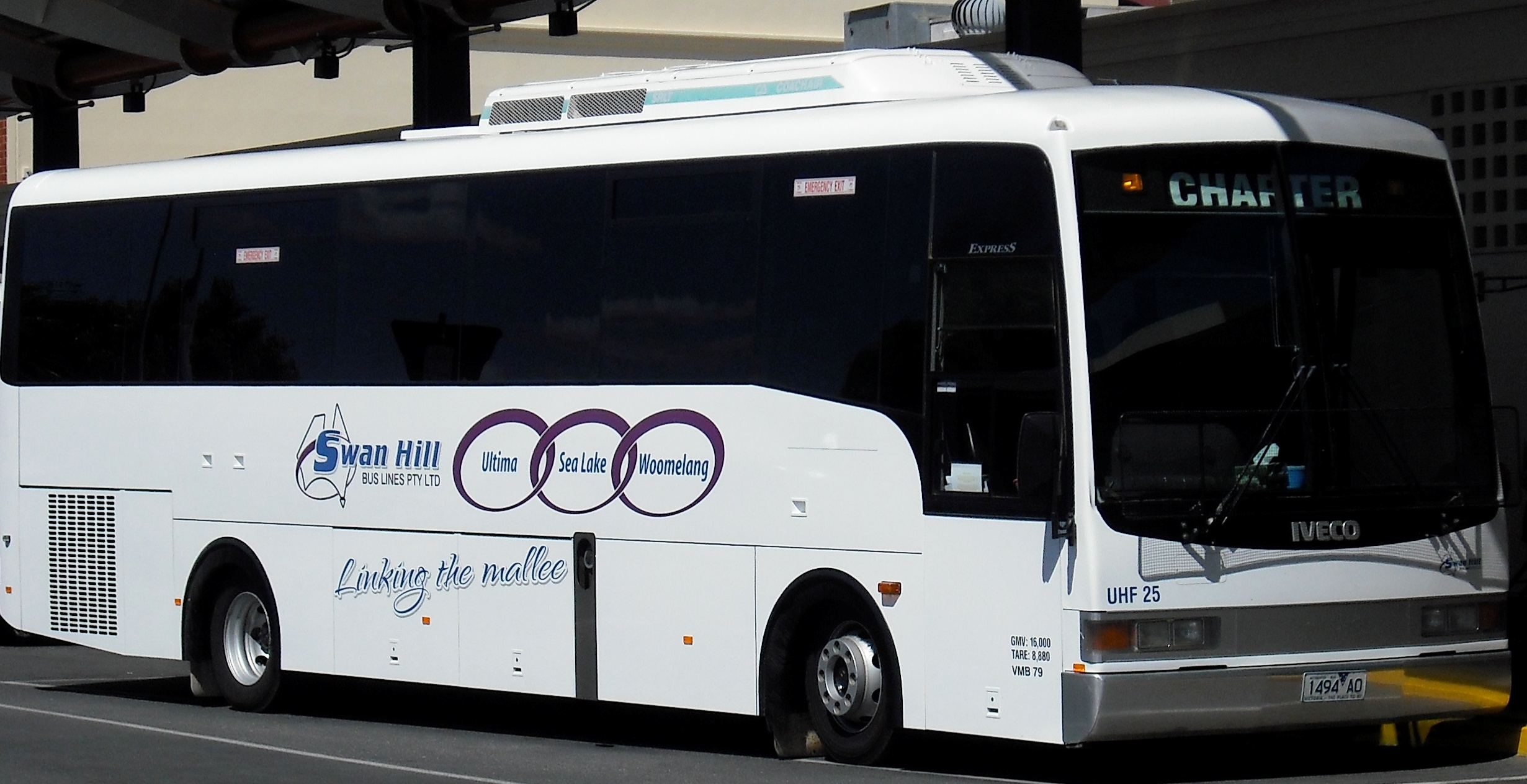 woomelang to bendigo